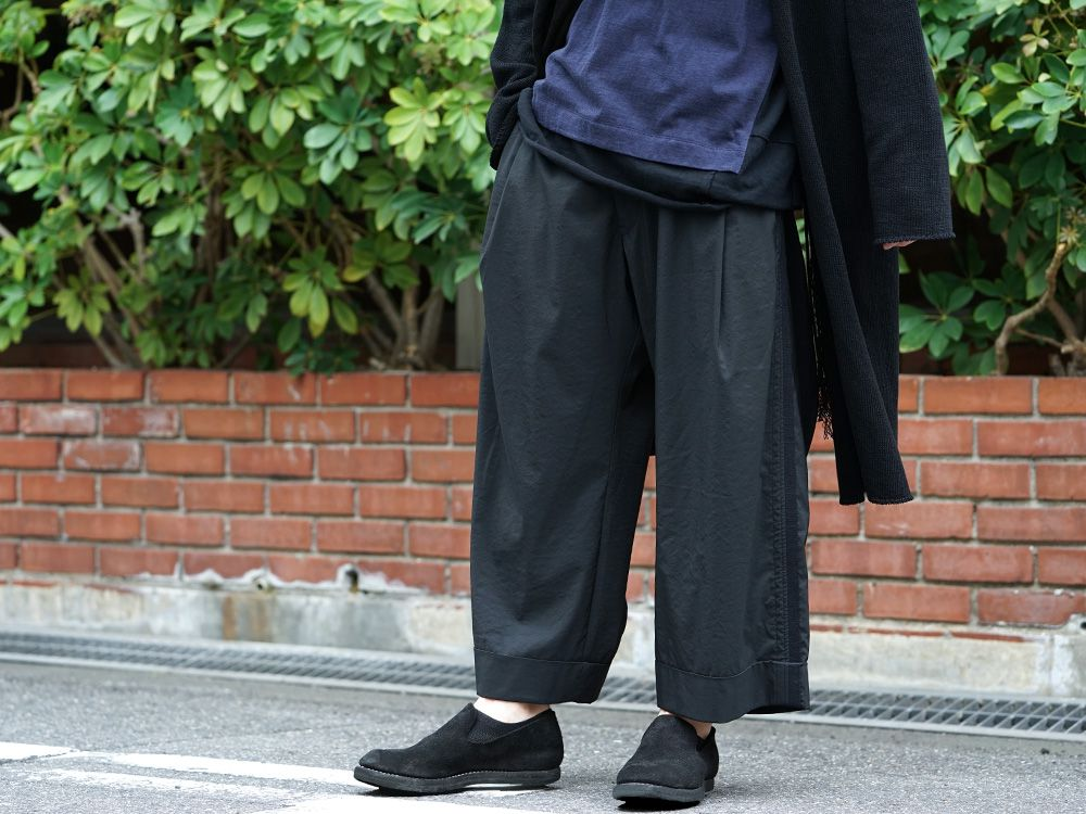 ZIGGY CHEN x Yohji Yamamoto SS19 Mix Style - 3-003