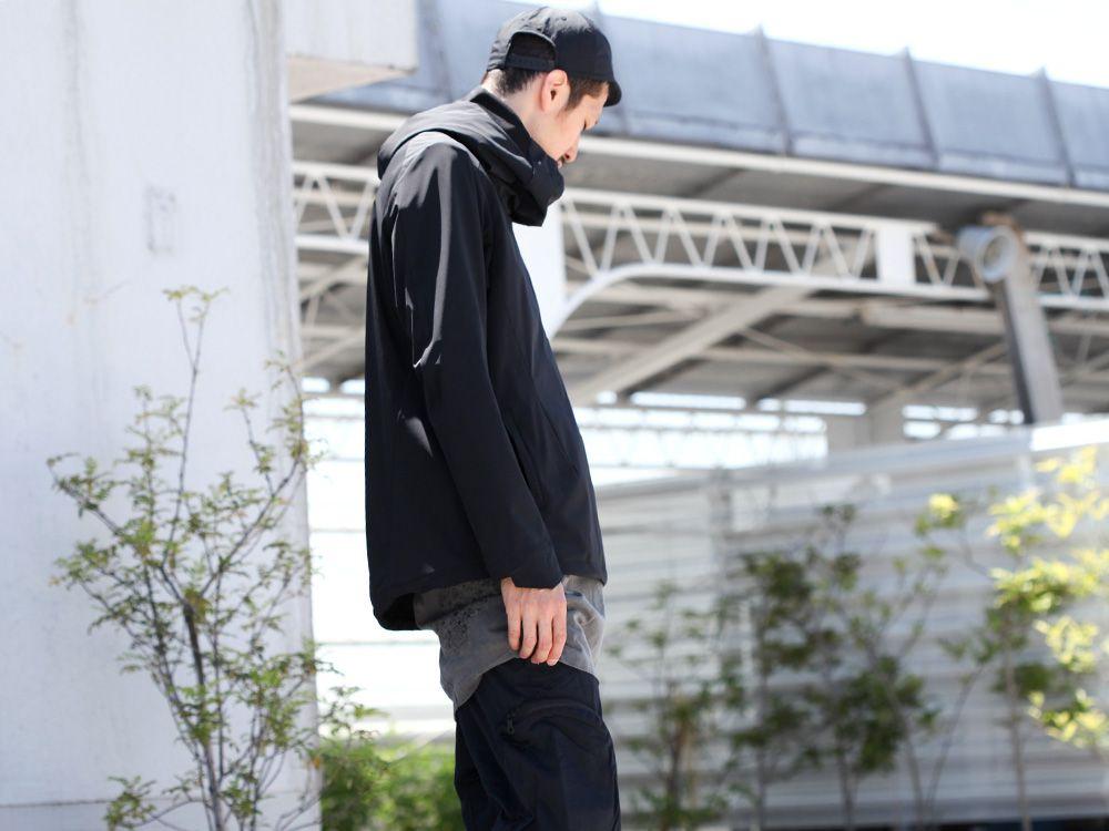 .LOGY kyoto 19SS [ CIVILIZED SURVIVAL ANORAK PARKA ] MIX STYLE - 2-001