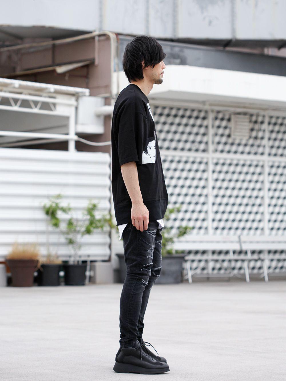 .LOGY Kyoto 19SS [ JULIUS × RIPVANWINKLE ] BLACK Styling !! - 1-002