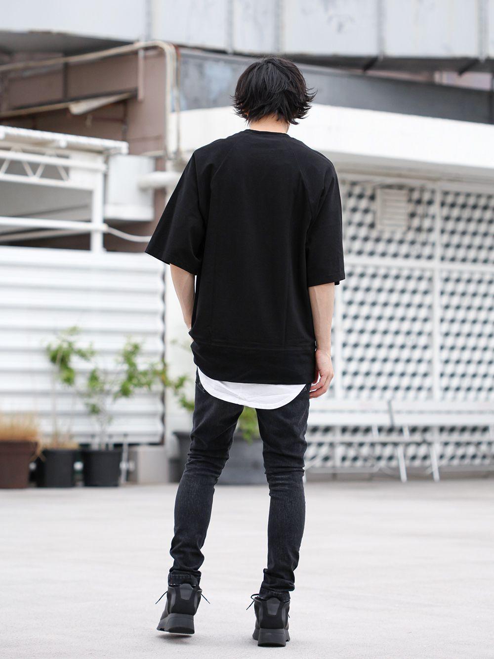 .LOGY Kyoto 19SS [ JULIUS × RIPVANWINKLE ] BLACK Styling !! - 1-004