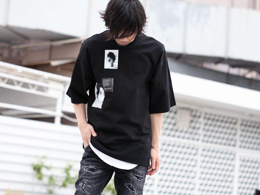 .LOGY Kyoto 19SS [ JULIUS × RIPVANWINKLE ] BLACK Styling !! - 2-001