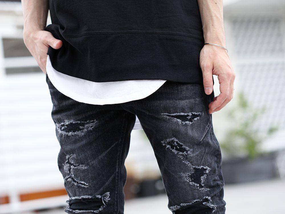 .LOGY Kyoto 19SS [ JULIUS × RIPVANWINKLE ] BLACK Styling !! - 2-003