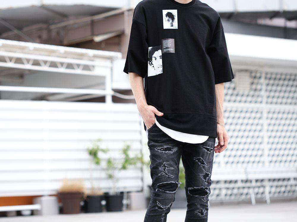 .LOGY Kyoto 19SS [ JULIUS × RIPVANWINKLE ] BLACK Styling !! - 2-004