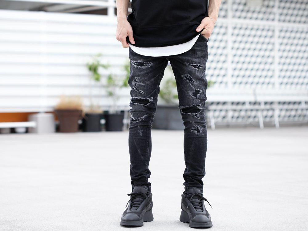 .LOGY Kyoto 19SS [ JULIUS × RIPVANWINKLE ] BLACK Styling !! - 3-001
