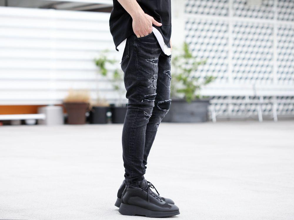.LOGY Kyoto 19SS [ JULIUS × RIPVANWINKLE ] BLACK Styling !! - 3-002