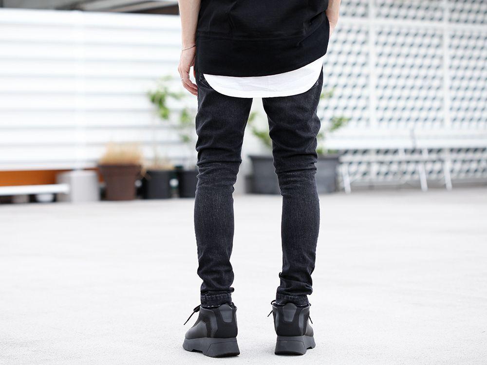 .LOGY Kyoto 19SS [ JULIUS × RIPVANWINKLE ] BLACK Styling !! - 3-003