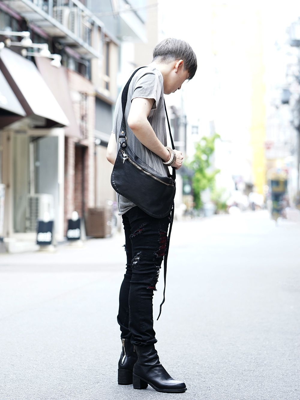 Fagassent x Guidi x Parts of Four 19SS Mix Style - 1-002