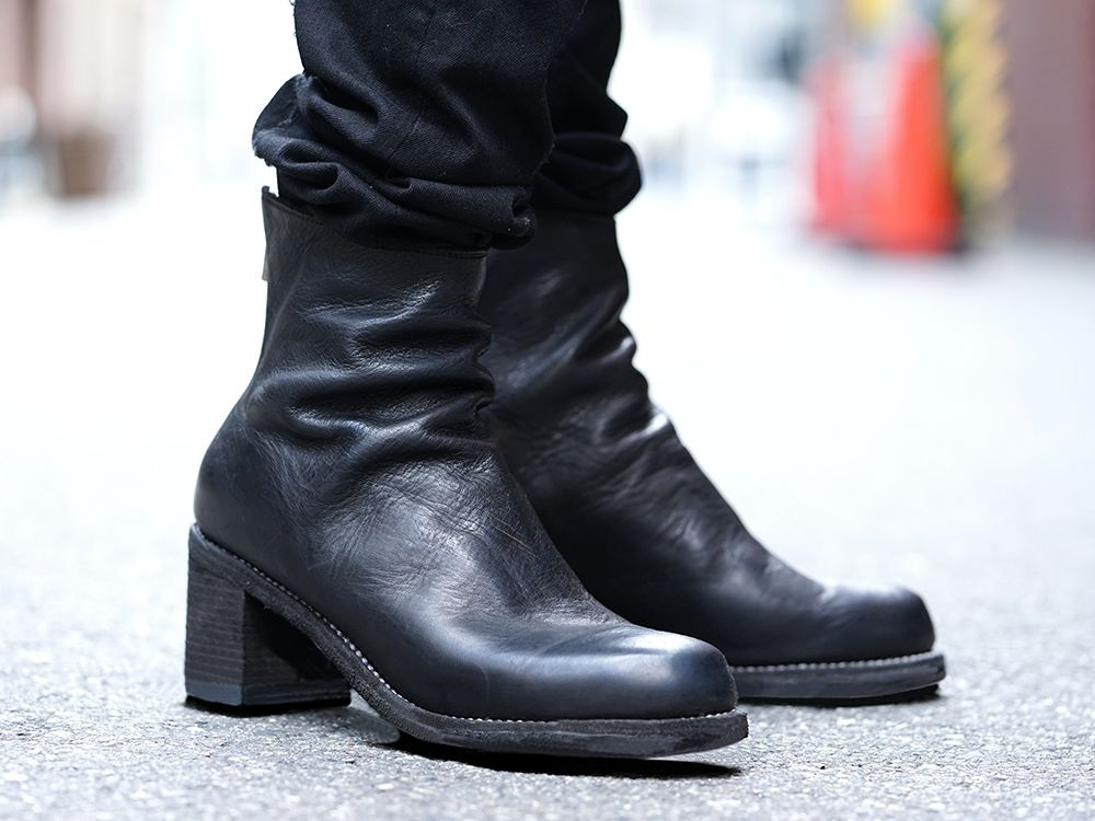 Fagassent x Guidi x Parts of Four 19SS Mix Style - 3-004