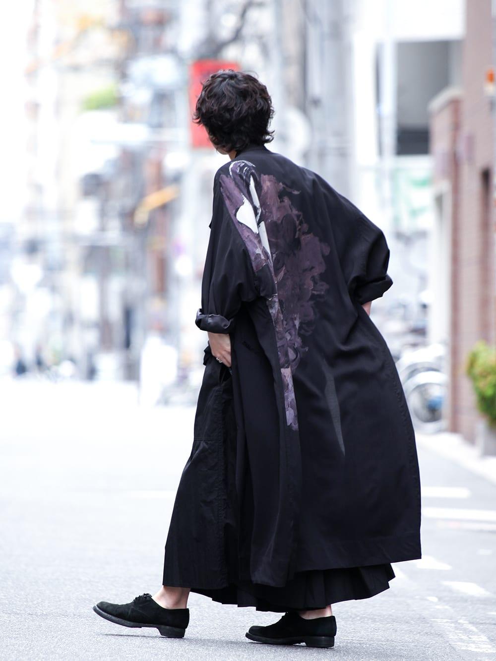 Yohji Yamamoto 19SS HAKAMA Pants 2Way Coordinate - 1-003