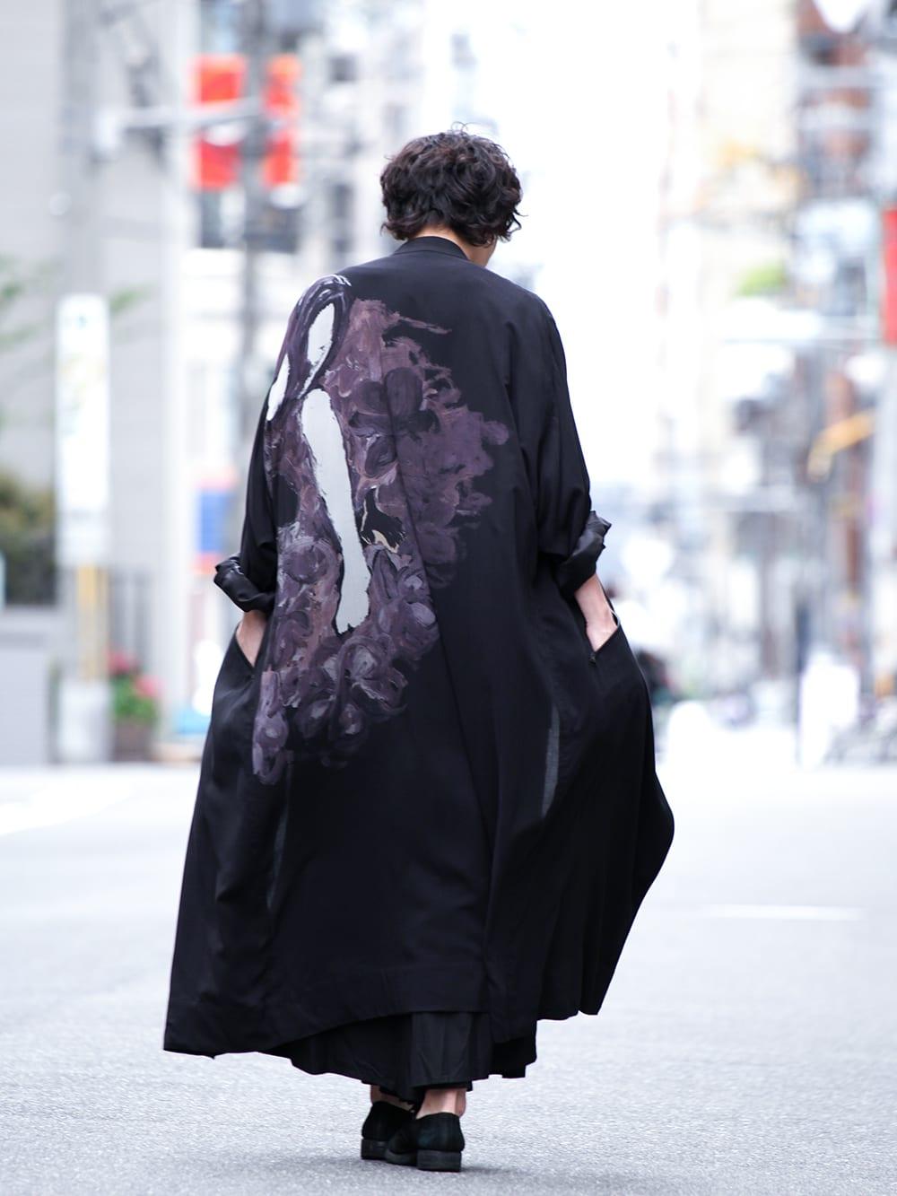 Yohji Yamamoto 19SS HAKAMA Pants 2Way Coordinate - 1-004