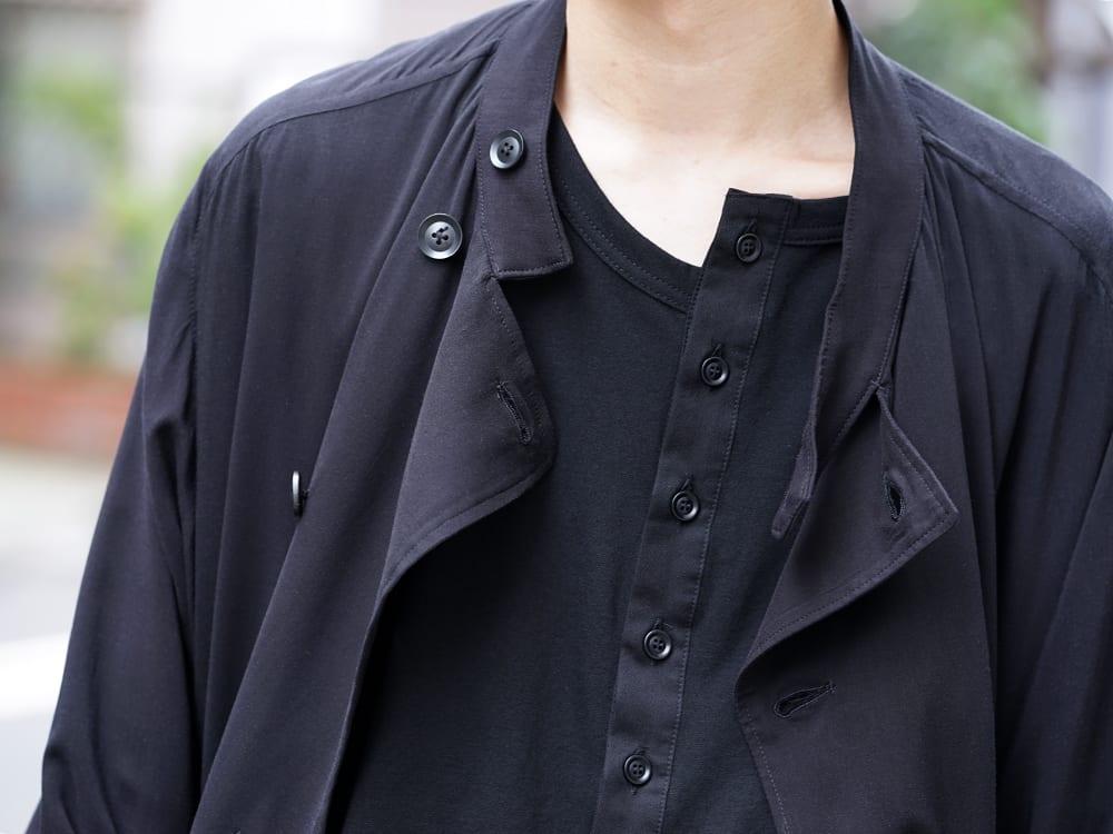 Yohji Yamamoto 19SS HAKAMA Pants 2Way Coordinate - 2-001