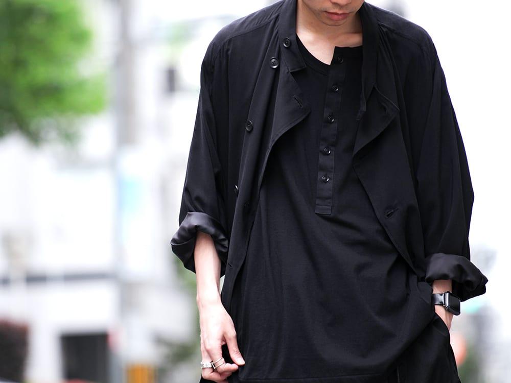 Yohji Yamamoto 19SS HAKAMA Pants 2Way Coordinate - 2-002