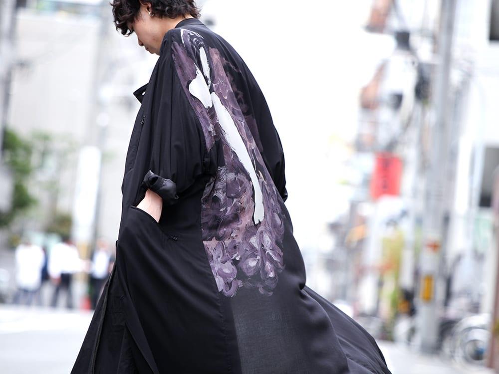 Yohji Yamamoto 19SS HAKAMA Pants 2Way Coordinate - 2-003