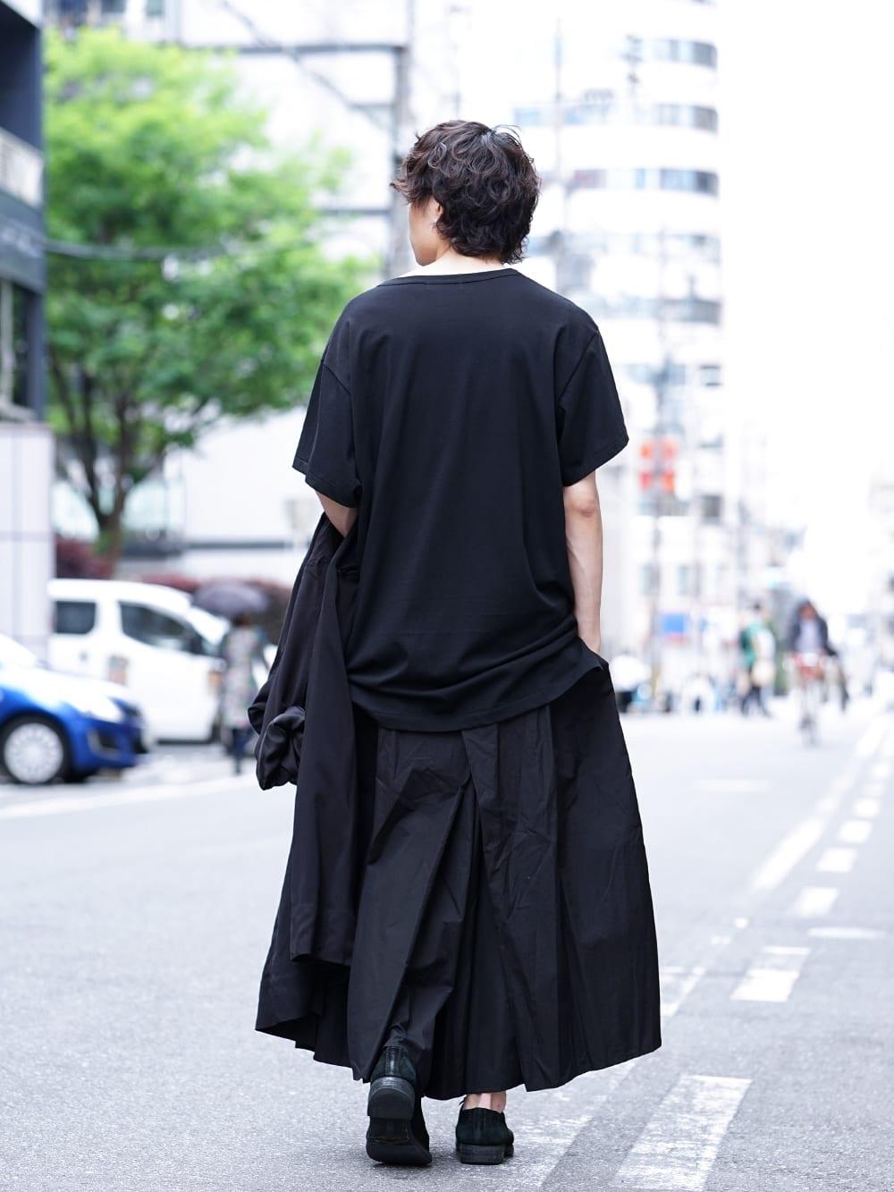 Yohji Yamamoto 19SS HAKAMA Pants 2Way Coordinate - 3-003