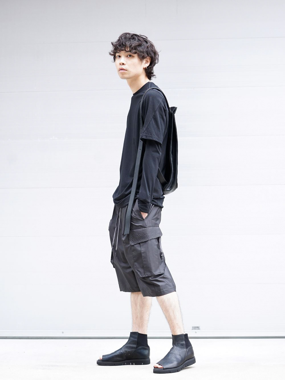 DEVOA 19SS Cutsew & Short Pants Recommended Style - 1-003