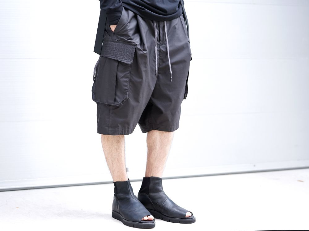 DEVOA 19SS Cutsew & Short Pants Recommended Style - 3-002
