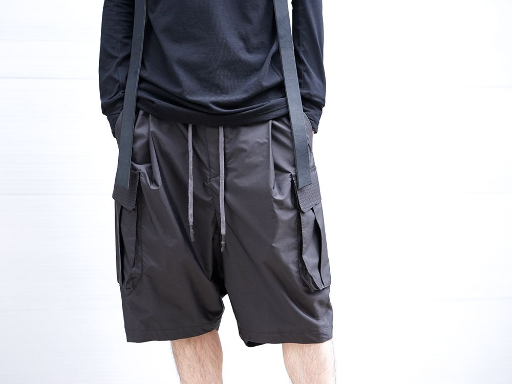 DEVOA 19SS Cutsew & Short Pants Recommended Style - 3-003