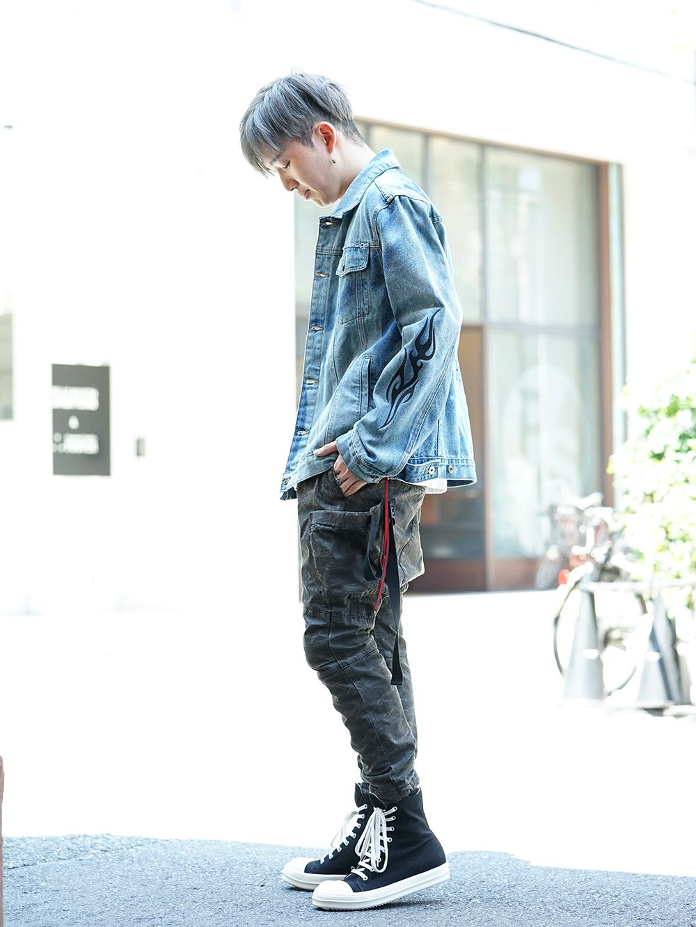CAVIALE × MINT CREW × The Viridi-anne Military Street style!! - 1-002