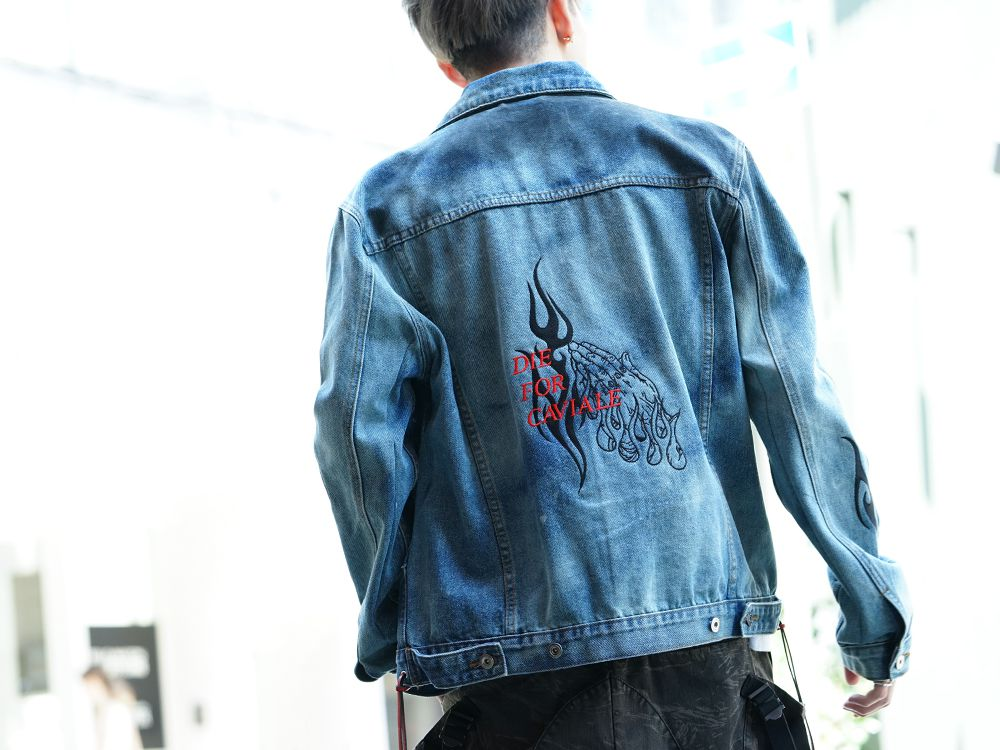 CAVIALE × MINT CREW × The Viridi-anne Military Street style!! - 2-002