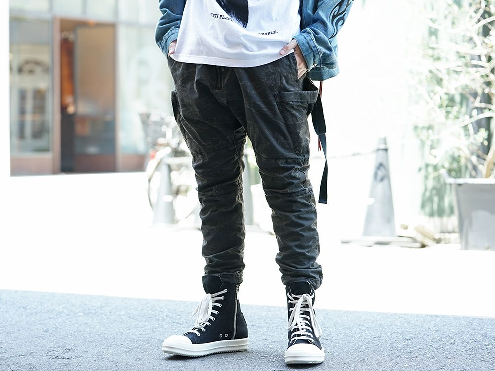 CAVIALE × MINT CREW × The Viridi-anne Military Street style!! - 3-001