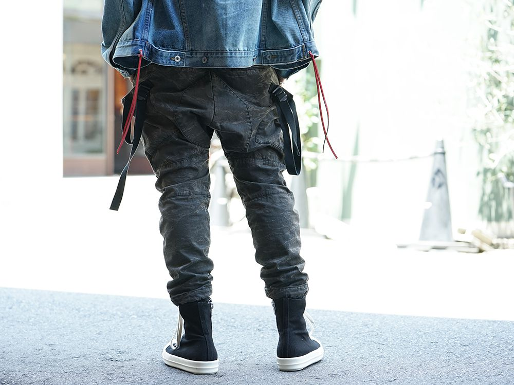 CAVIALE × MINT CREW × The Viridi-anne Military Street style!! - 3-002