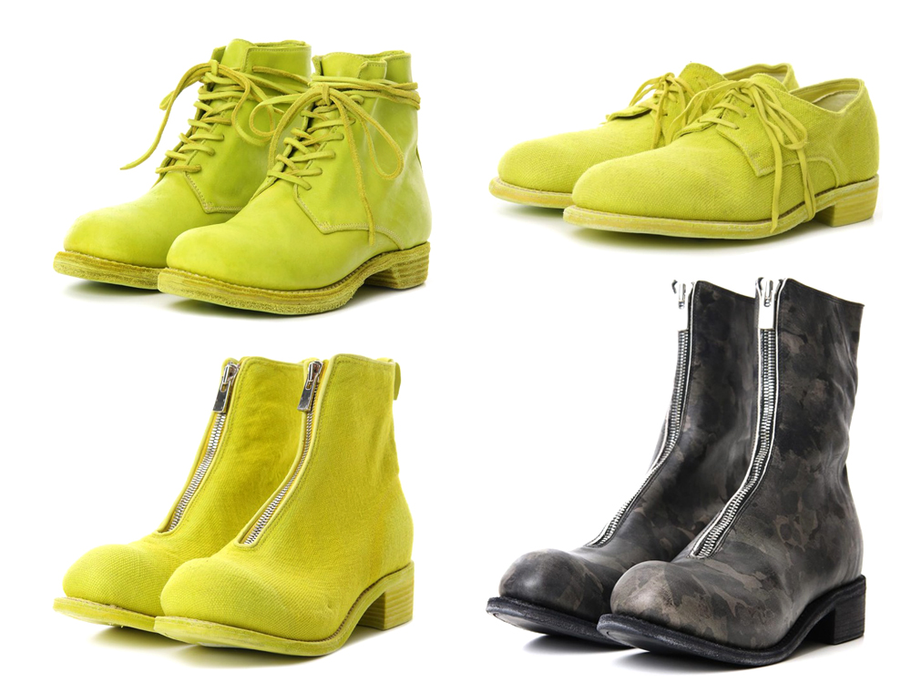 GUIDI Recommended Color and Items - 0-001