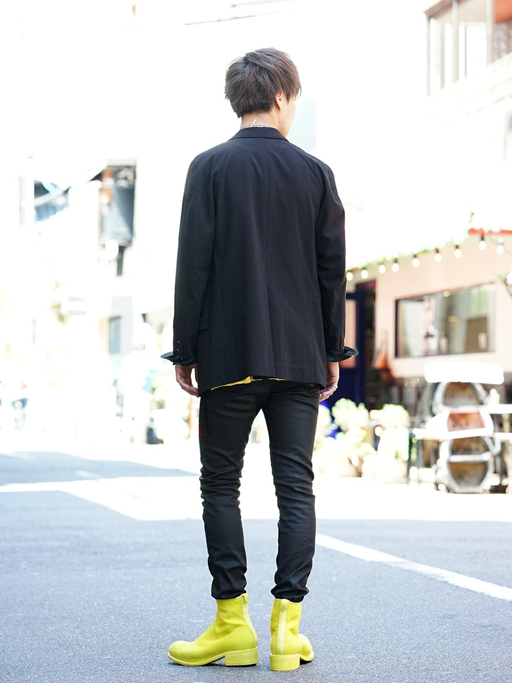 GUIDI Recommended Color and Items - 2-001