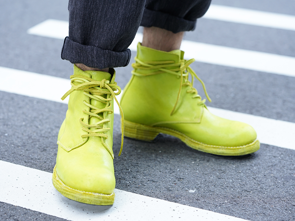 GUIDI Recommended Color and Items - 2-003