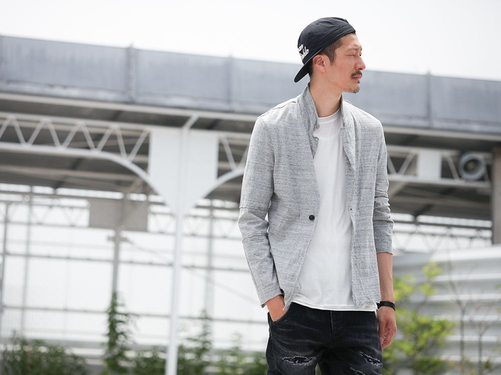 .LOGY kyoto 19SS  [ CRASH DENIM PANTS ] STYLING!!! - 2-001