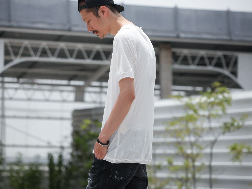 .LOGY kyoto 19SS  [ CRASH DENIM PANTS ] STYLING!!! - 3-005