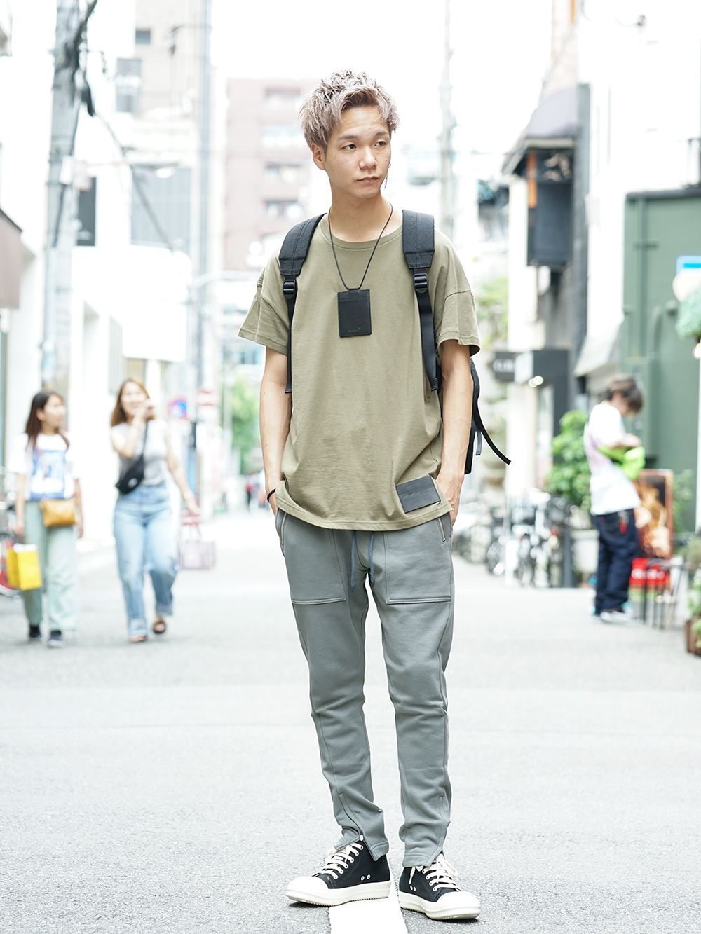DIET BUTCHER SLIM SKIN 19AW Earth color Styling - 1-001