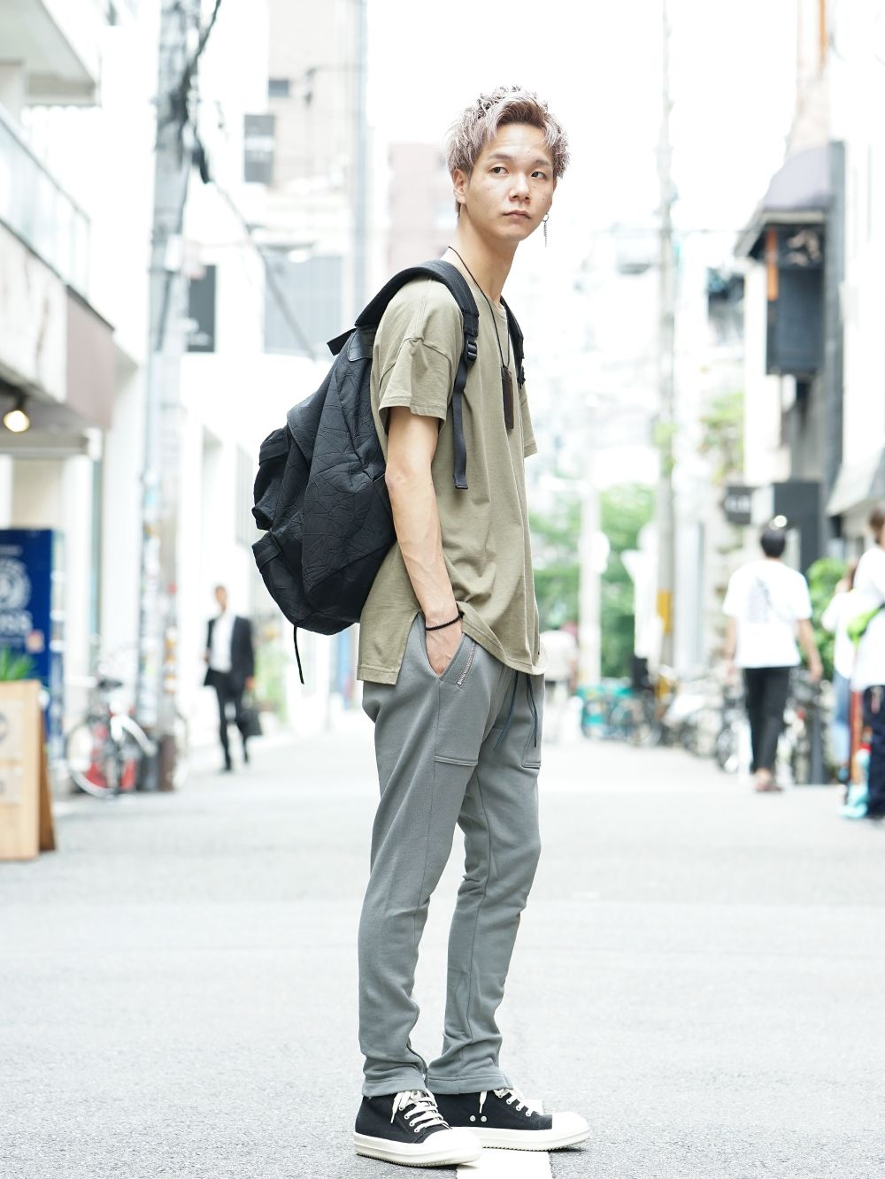 DIET BUTCHER SLIM SKIN 19AW Earth color Styling - 1-002