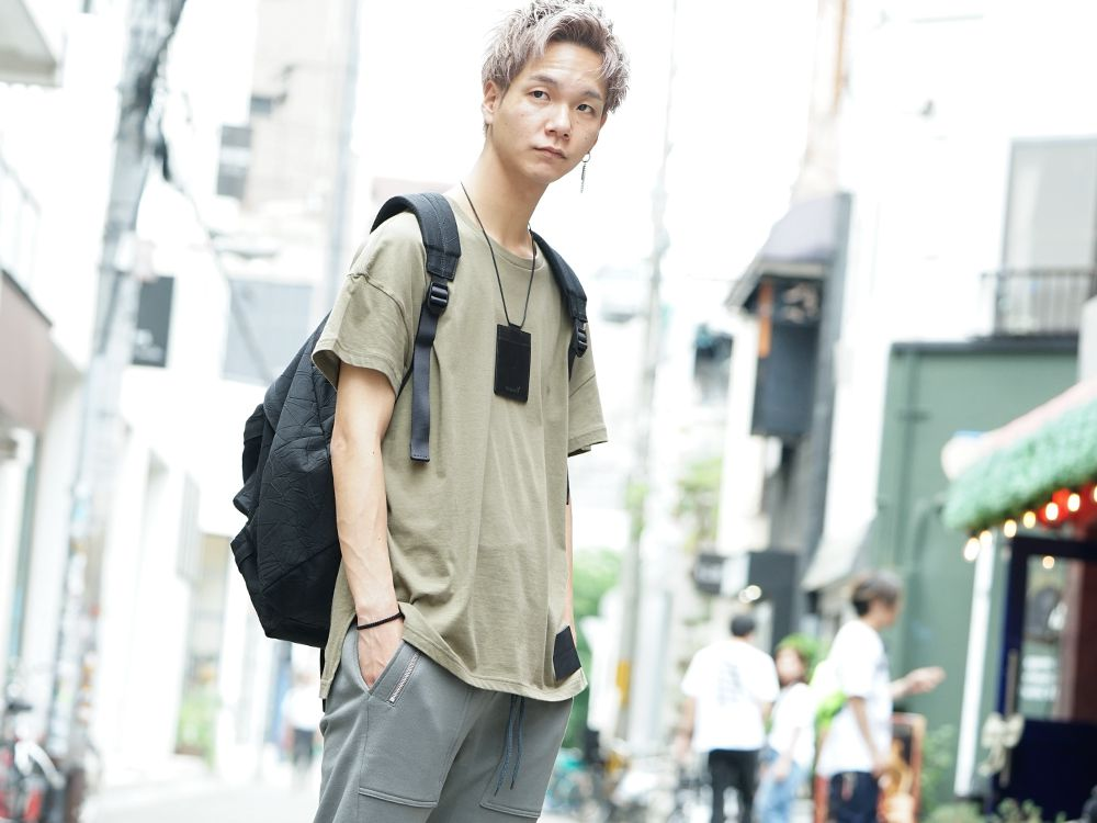 DIET BUTCHER SLIM SKIN 19AW Earth color Styling - 2-001
