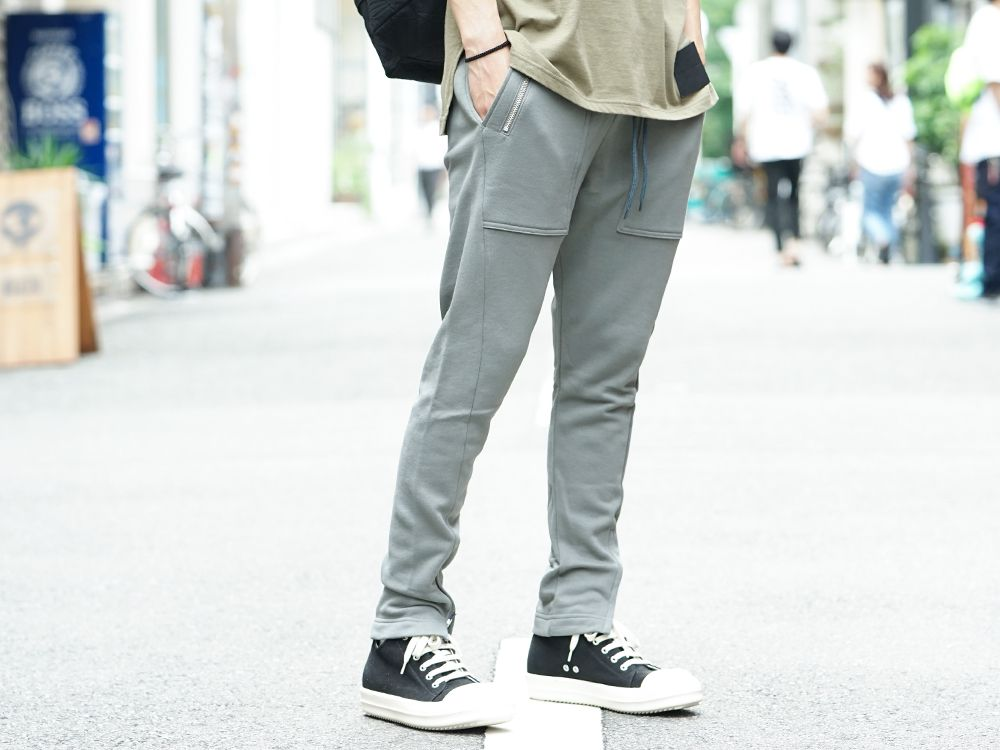 DIET BUTCHER SLIM SKIN 19AW Earth color Styling - 3-001