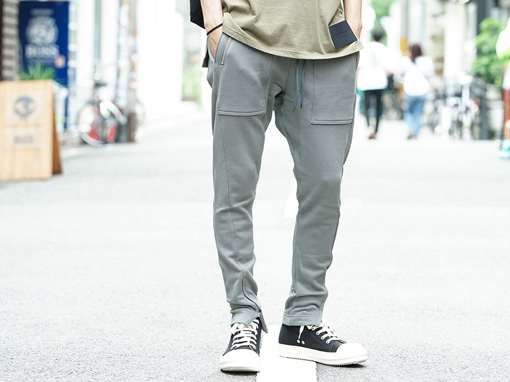 DIET BUTCHER SLIM SKIN 19AW Earth color Styling - 3-002