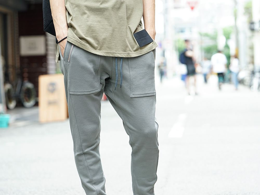 DIET BUTCHER SLIM SKIN 19AW Earth color Styling - 3-005