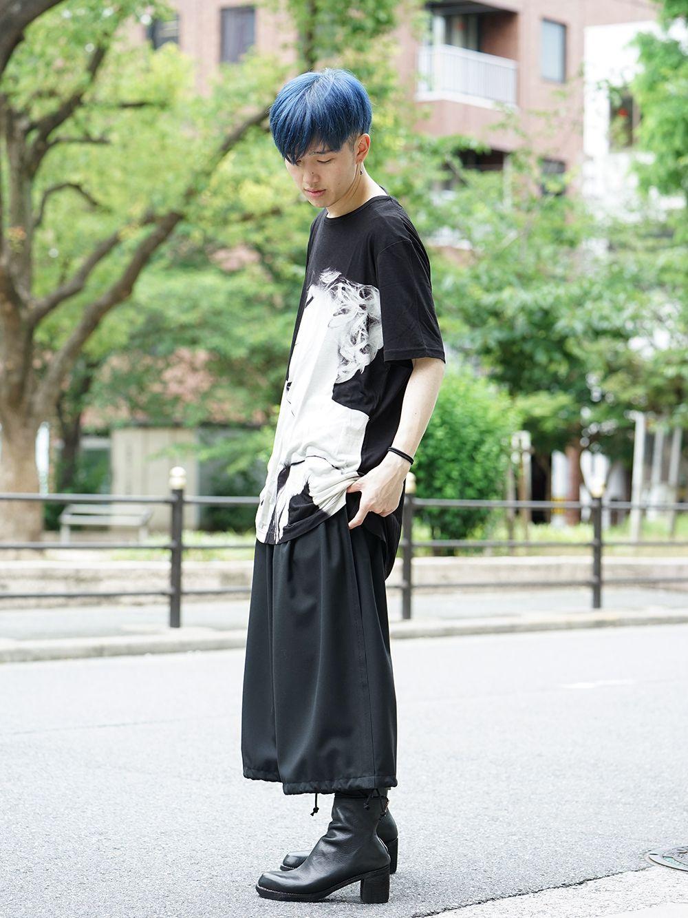 Ground Y × Marilyn Monroe Collaboration  cut & sewn styling - 1-002