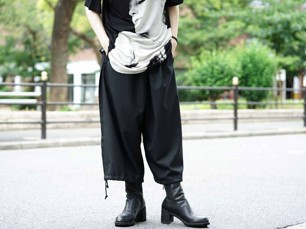 Ground Y × Marilyn Monroe Collaboration  cut & sewn styling - 3-001