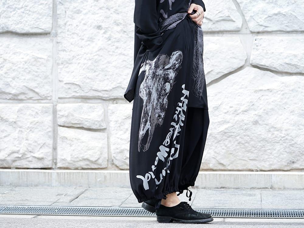 Yohji Yamamoto 19-20AW 2nd Delivery!!  - 4-001