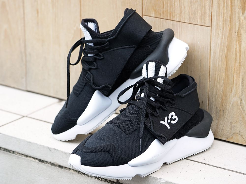 Y-3 2019SS Hi-tech sneakers Collection Introduction - 2-001