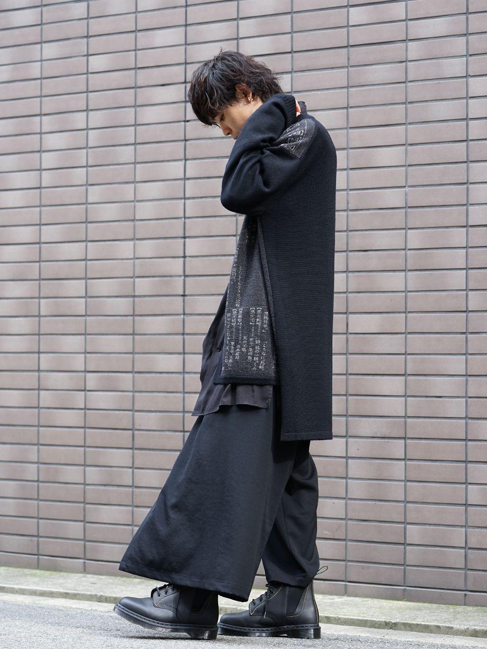 Yohji Yamamoto 19-20AW New Arrival - 1-002