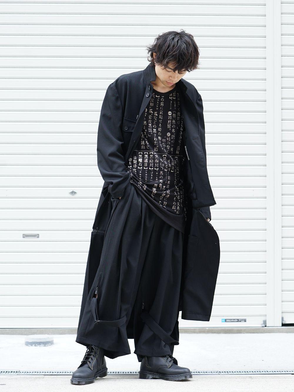 Yohji Yamamoto 19-20AW New Arrival - 1-001