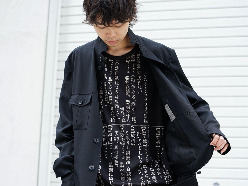 Yohji Yamamoto 19-20AW New Arrival - 1-006