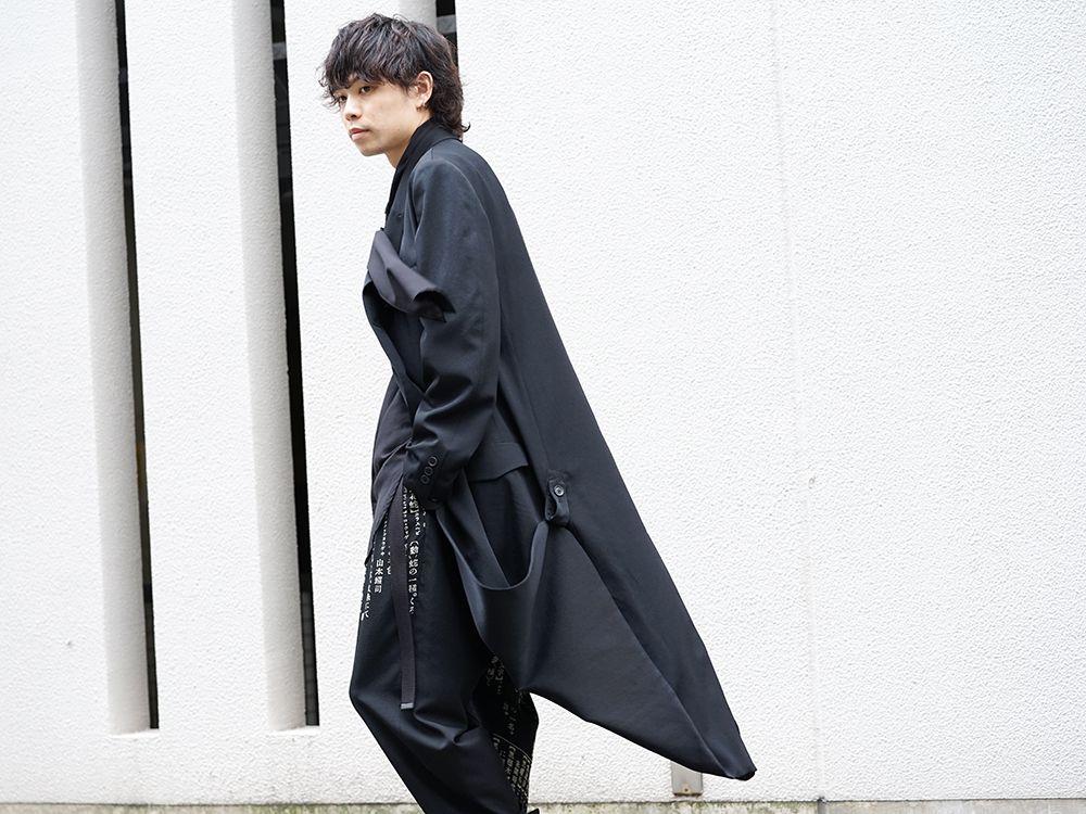 Yohji Yamamoto 19-20AW New Arrival - 1-007
