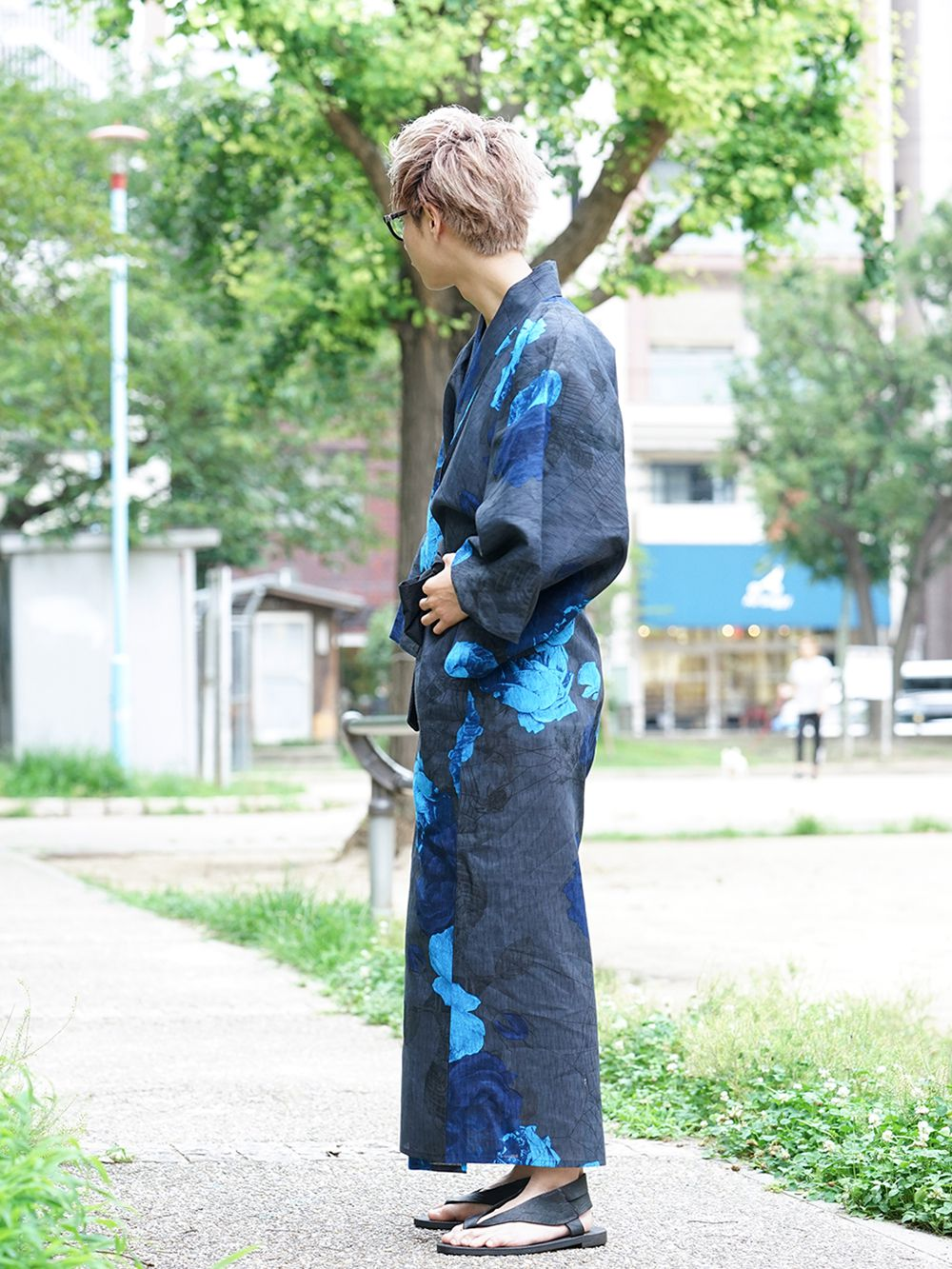 DIET BUTCHER SLIM SKIN 【YUKATA】 - 1-002