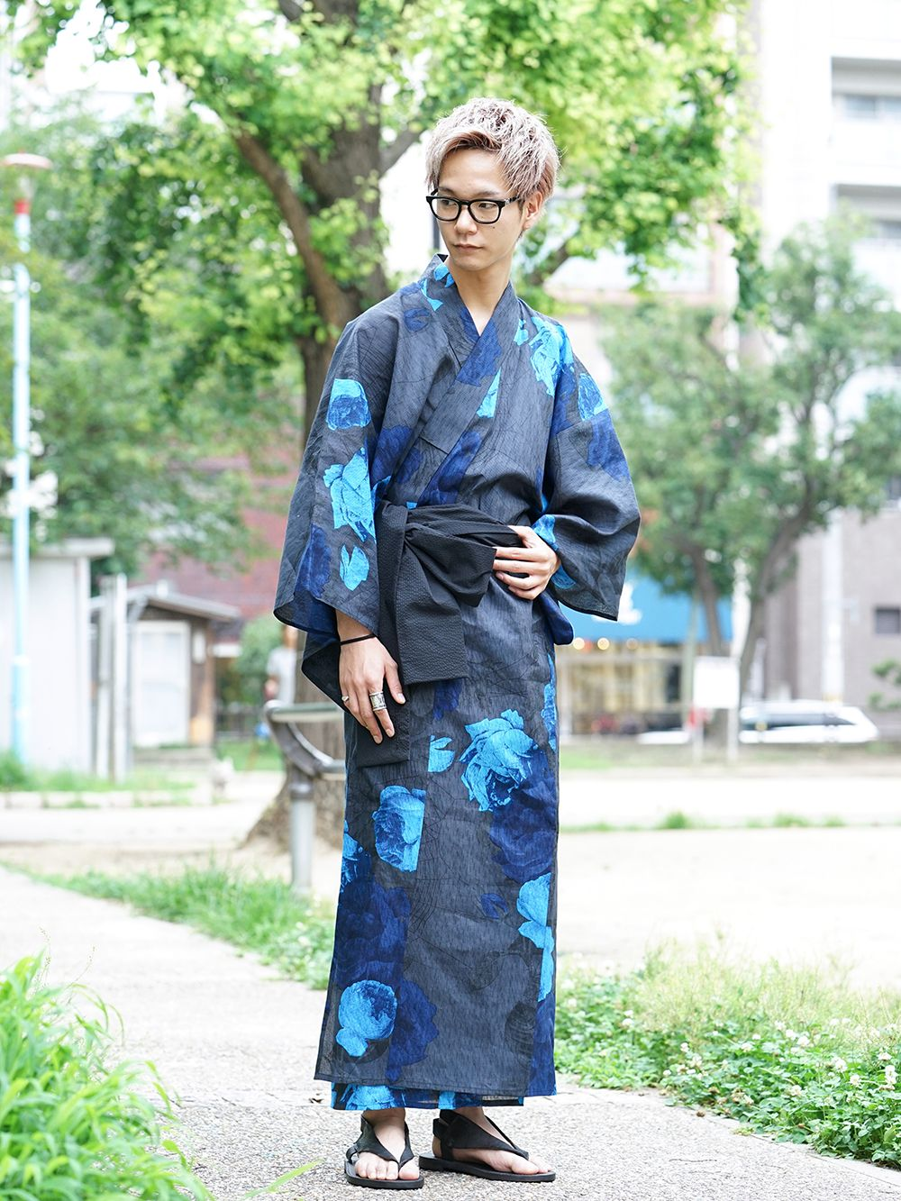 DIET BUTCHER SLIM SKIN 【YUKATA】 - 1-004