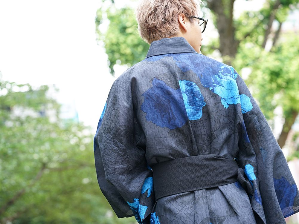 DIET BUTCHER SLIM SKIN 【YUKATA】 - 2-003