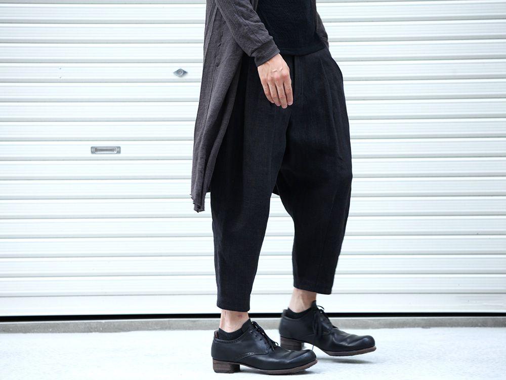 DEVOA 19-20AW wool x alpaca jersey Cardigan Style - 3-001