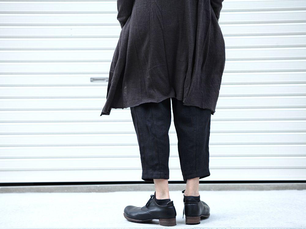DEVOA 19-20AW wool x alpaca jersey Cardigan Style - 3-002