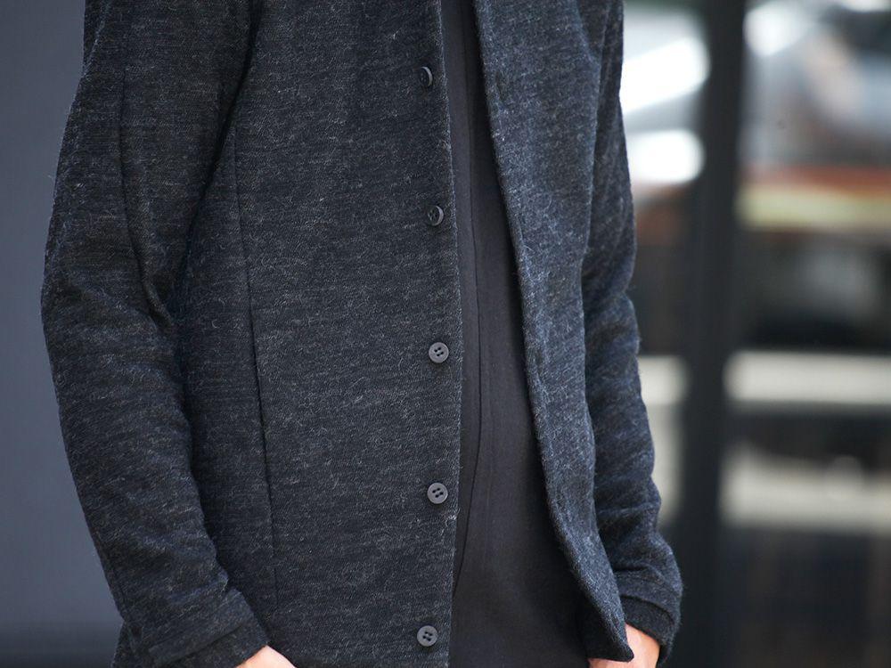 D.HYGEN Norwegian wool Bonding cardigan Style - 2-002